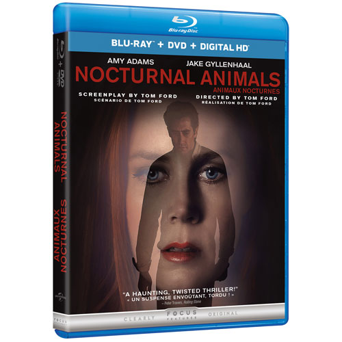 Nocturnal Animals (combo Blu-ray)