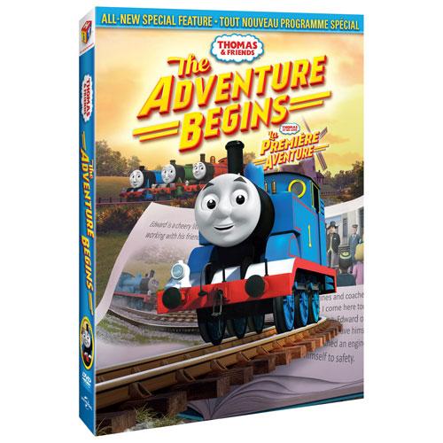 Thomas & Friends: The Adventure Begins