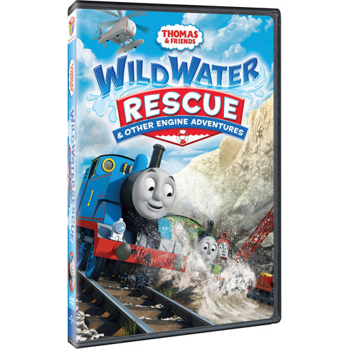 Thomas & Friends: Wild Water Rescue & Other Engine Adventures