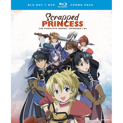 Scrapped Princess: The Complete Series (Blu-ray Combo)