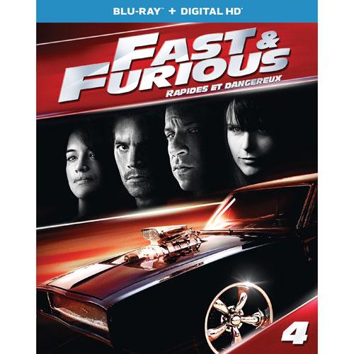 Fast & Furious (2009) (Blu-ray)