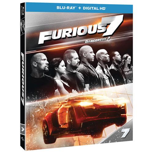 Furious 7 (Blu-ray) (2015)