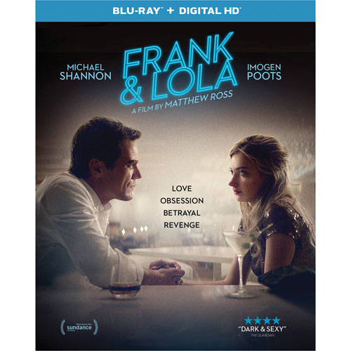 Frank & Lola (Blu-ray)
