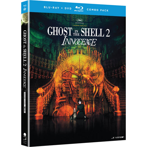 Ghost in the Shell 2 Innocence (combo Blu-ray)
