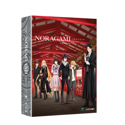 Noragami Aragoto: Season 2 - Limited Edition (Blu-ray Combo)