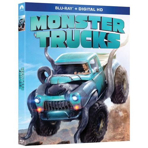 Monster Trucks (Blu-ray Combo)