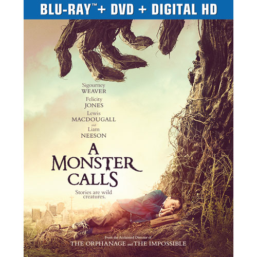 A Monster Calls (Blu-ray Combo)