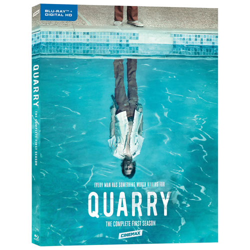 Quarry: The Complete First Season (English) (Blu-ray)