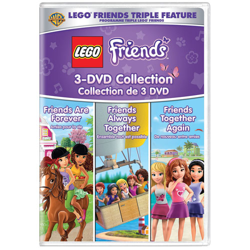 LEGO Friends Collection (Bilingual)