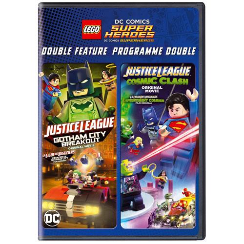 LEGO DC Super Heroes: Justice League: Gotham City Breakout/Cosmic Clash (bilingue)