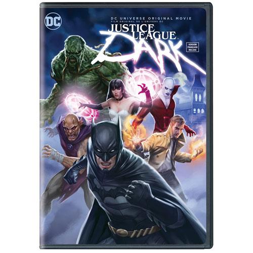 Justice League Dark (bilingue)