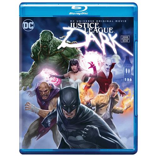 Justice League Dark (Bilingual) (Blu-ray)