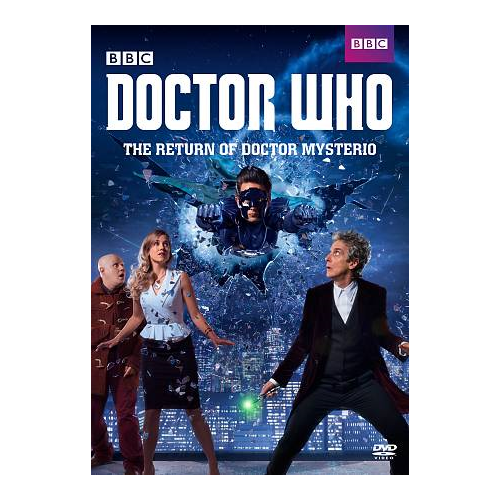 Doctor Who: The Return of Doctor Mysterio (English)