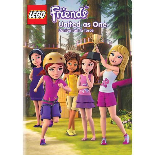 LEGO Friends: United as One (Bilingual)