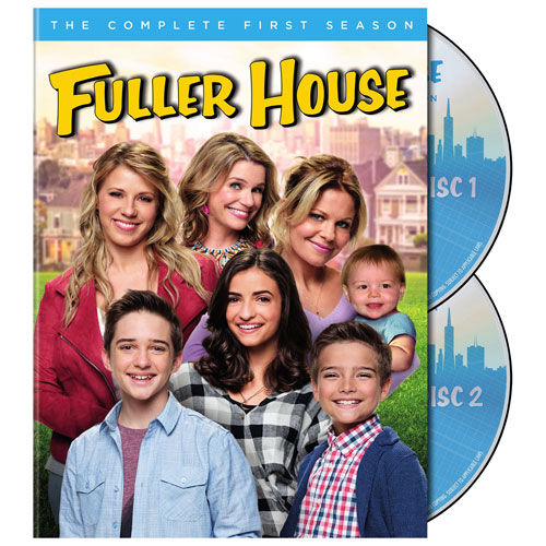 Fuller House: The Complete First Season (English)