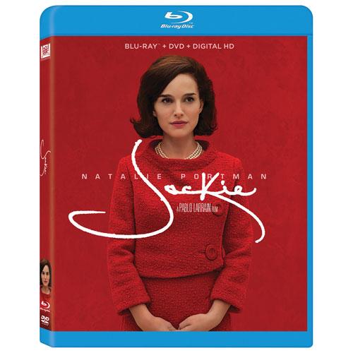 Jackie (English) (Blu-ray Combo)