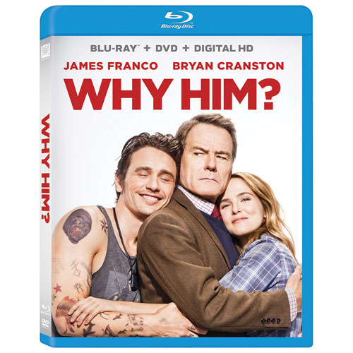 Why Him? (bilingue) (combo Blu-ray)