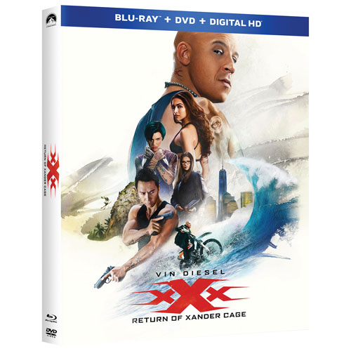 xXx: Return of Xander Cage (bilingue) (combo Blu-ray)