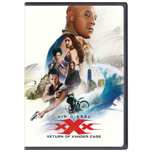 xXx: Return of Xander Cage (bilingue)