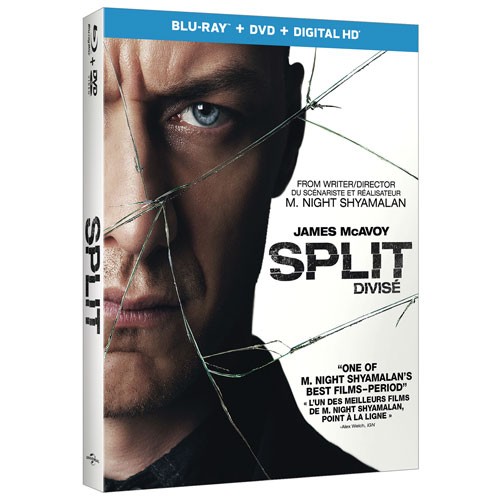 Split (combo Blu-ray)