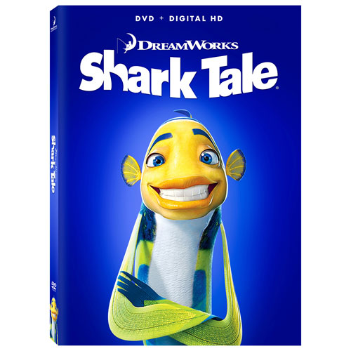 Shark Tale (Bilingual) (Icon) (With Movie Money) (2004)