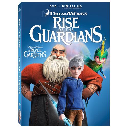 Rise of the Guardians (bilingue) (Icon) (avec Movie Money) (2012)
