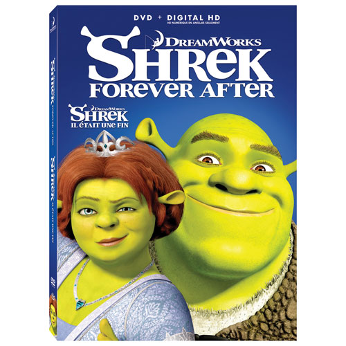 Shrek Forever After (Bilingual) (With Movie Money) (2010)
