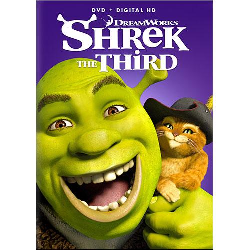 Shrek the Third (Bilingual) (With Movie Money) (2007)
