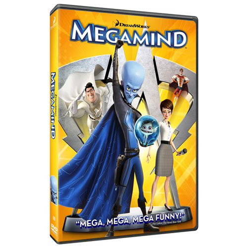 Megamind (Bilingual) (Icon) (With Movie Money) (2010)