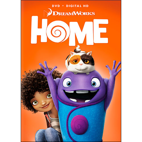 Home (Bilingual) (Icon) (With Movie Money) (2015)