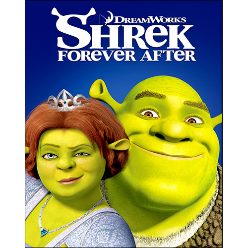 Shrek Forever After (bilingue) (avec Movie Money) (combo Blu-ray) (2010)