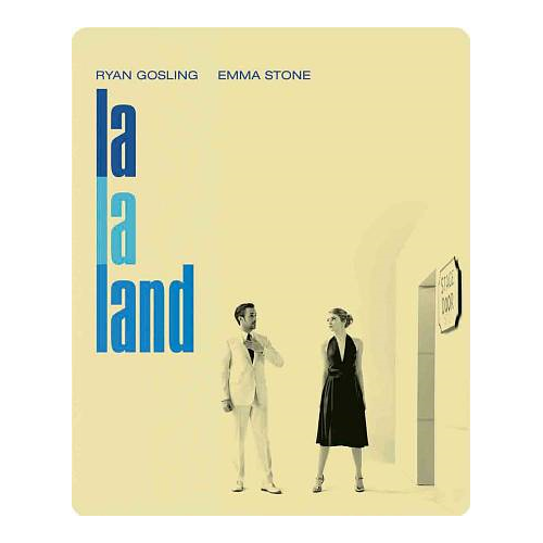 La La Land (Bilingual) (SteelBook) (Only at Best Buy) (Blu-ray) (2016)