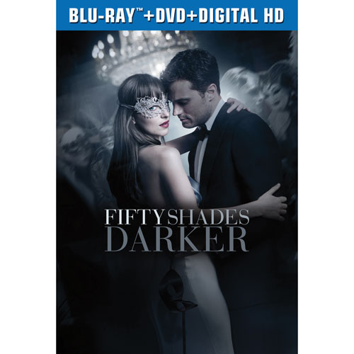 Fifty Shades Darker (Bilingue) (Blu-ray Combo)