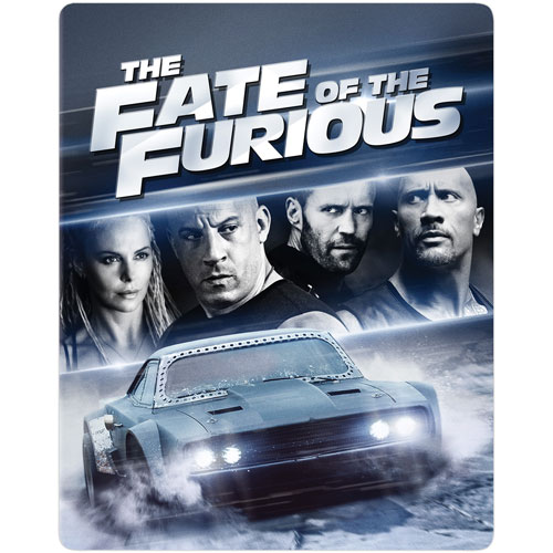 ca fate of the furious steelbook only at best buy. Black Bedroom Furniture Sets. Home Design Ideas