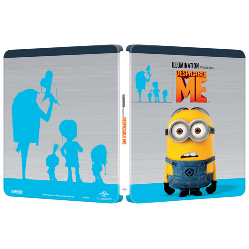 Despicable Me (SteelBook) (Only at Best Buy) (Blu-ray Combo) (2010)