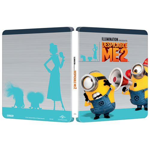 Despicable Me 2 (SteelBook) (Only at Best Buy) (Blu-ray Combo) (2013)