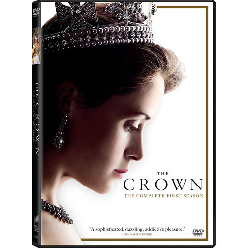 how to watch the crown dvd