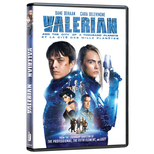 Valerian And The City Of A Thousand Planets 2017 Best Buy Canada