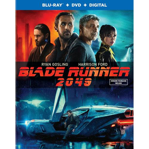 Blade Runner 2049 (English) (Blu-ray) (2017)