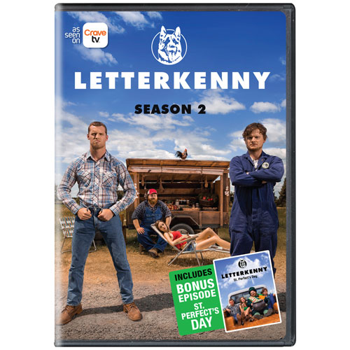 letterkenny season 2 english tv shows on dvd best buy canada