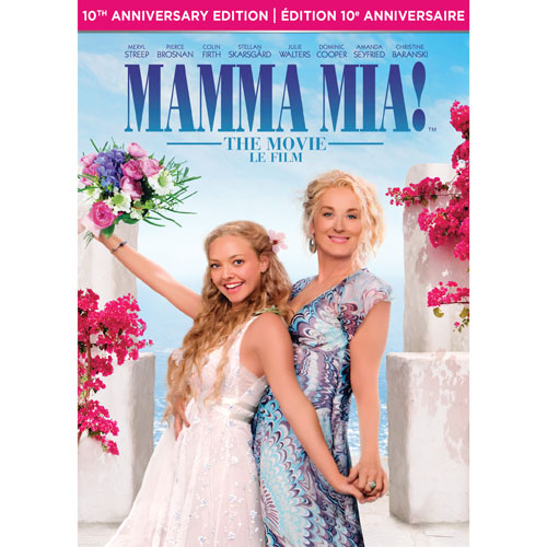 10 Alternative Songs For Your Walk Down The Aisle: Mamma Mia! The Movie 10th Anniversary Edition : Musical