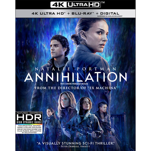 Annihilation (Only At Best Buy) (4K Ultra HD) (Blu-ray