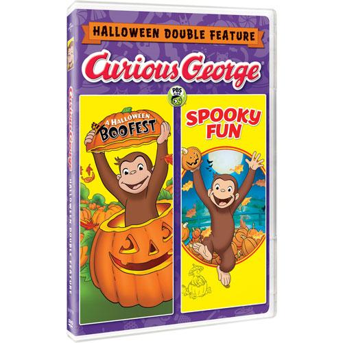 curious george halloween boofest spooky fun english