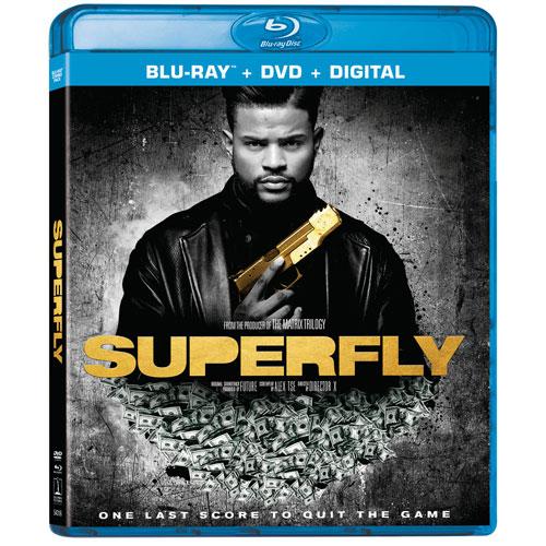 Superfly (English) (Blu-ray Combo)