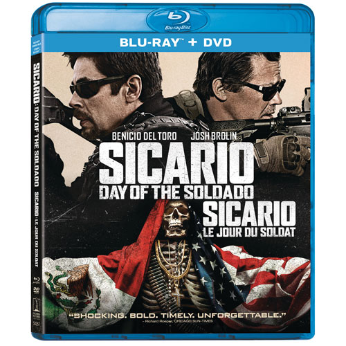 Sicario: Day of the Soldado (combo Blu-ray)
