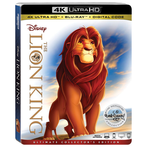 the lion king ultimate collector u0026 39 s edition  english   4k