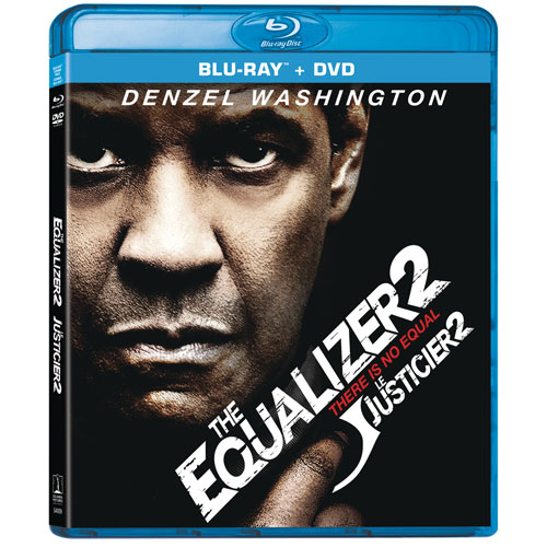 The Equalizer 2 Blu Ray Combo Blu Ray Action Movies Best Buy