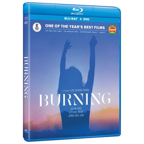 Burning (English Subtitles) (Blu-ray Combo) | Best Buy Canada
