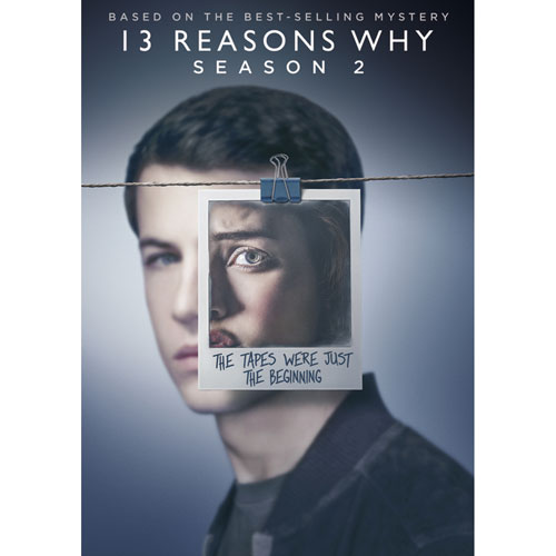 13 Reasons Why Season 2 English Tv Shows On Dvd Best Buy Canada