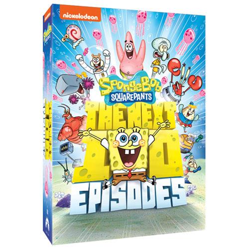 SpongeBob SquarePants: The Next 100 Episodes